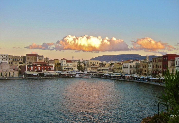chania, crete - absolutley lovely!