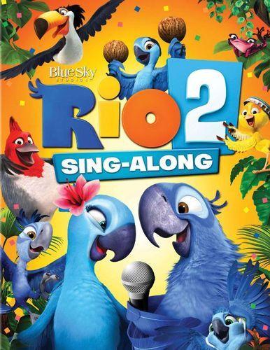 Rio 2 Sing-Along [DVD]