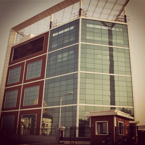 Bharati Airtel Tower near Info City, a rapidly growing IT Hub in Bhubaneswar. What is your views about it?