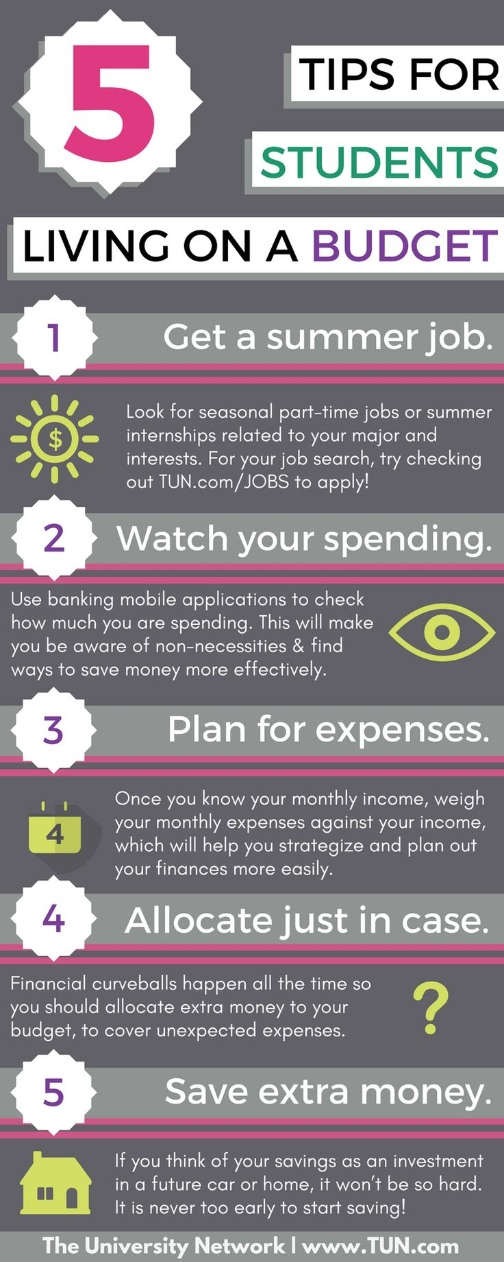 These tips will help you save money!
