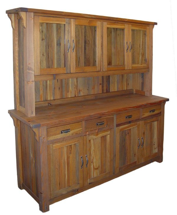 Rustic Kitchen Hutch: 17 Best Ideas About Rustic Hutch On Pinterest
