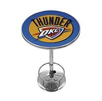 Oklahoma City Thunder NBA Chrome Pub Table