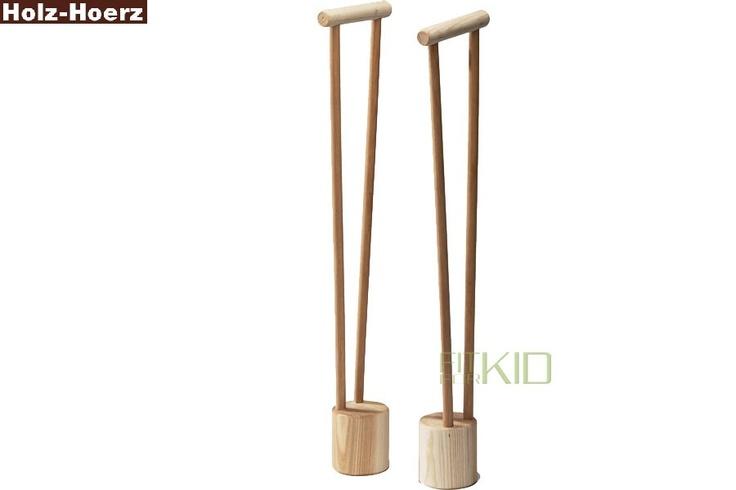 Kinder Stelzen Holz-Hoerz Kiddy Stelzen