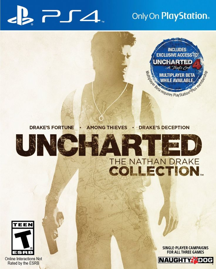 Heads up! UNCHARTED: The Nathan Drake Collection is down to $19.99 (-50%) #Playstation4 #PS4 #Sony #videogames #playstation #gamer #games #gaming