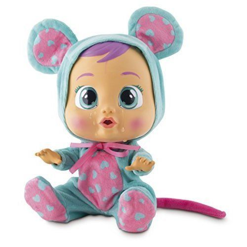 Cry Baby Babies Doll Toy La La Girls Toddlers Kids Play Cries Tears Xmas Gift Baby Dolls Baby Doll Toys Cry Baby