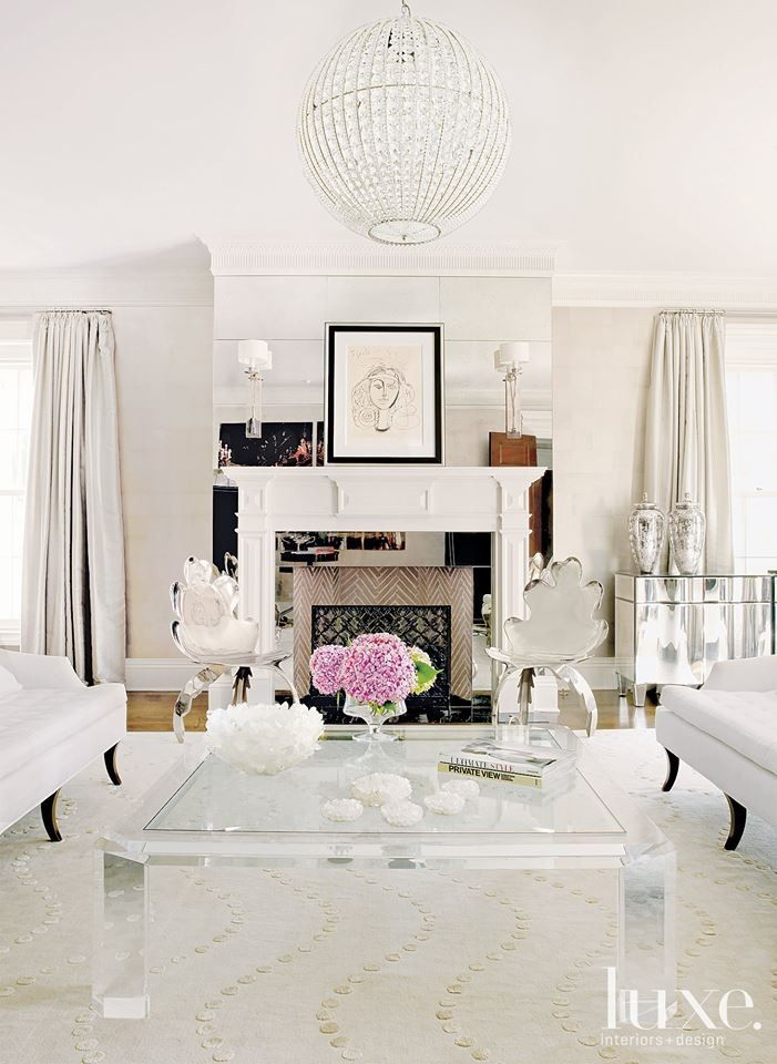 17 Best Images About Home Decor Modern Glamour On