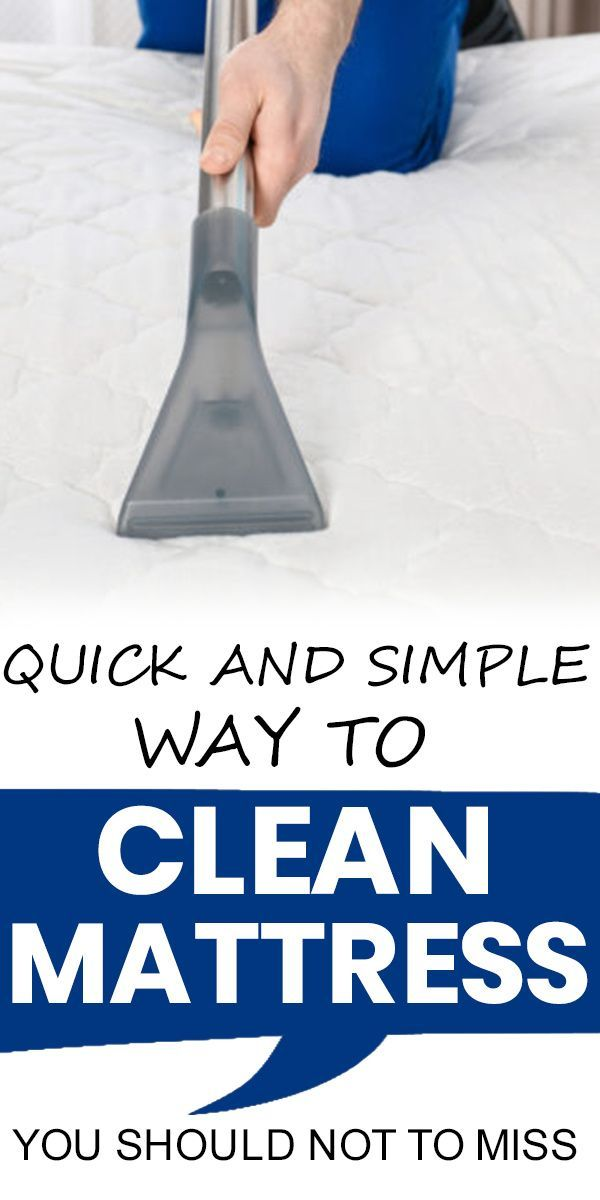 How To Clean Memory Foam Mattress In 2021 Clean Memory Foam Mattress Foam Mattress Mattress Cleaning