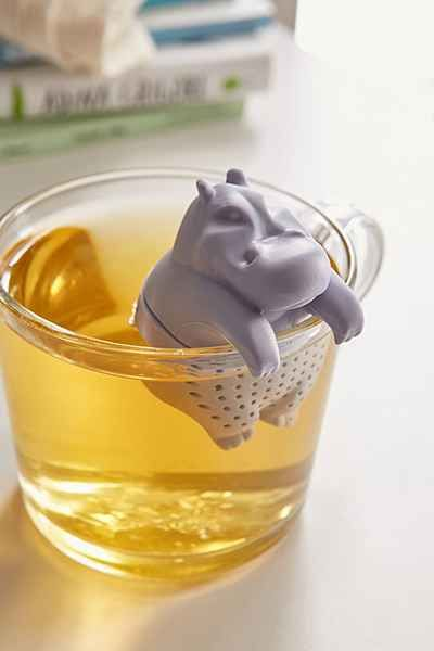 Hippo Tea Infuser - Urban Outfitters