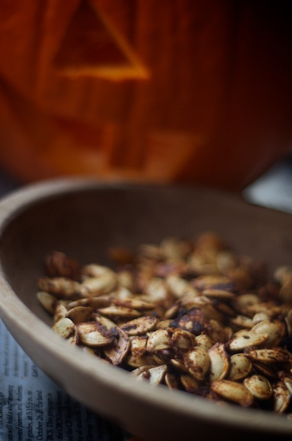 Toasted Pumpkin Seeds w/ Chili & Lime - (seeds are soaked for 18-24 ...