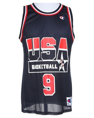 Dan Majerie Basketball Vest