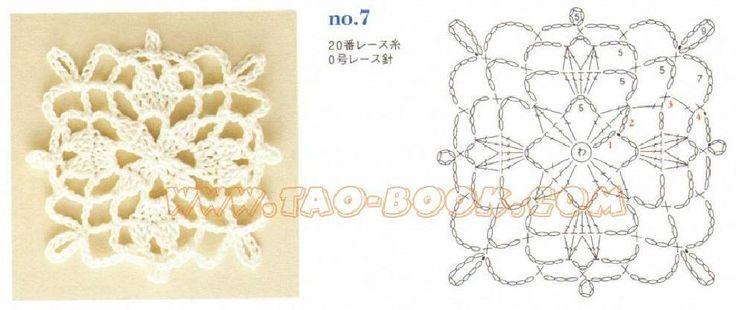 #ClippedOnIssuu from Ondori motif and edging designs