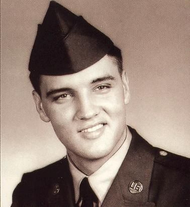 Elvis Presley joins the army. On 24 March, 1958 Elvis Presley became soldier No.53310761 and a national hero when he enrolled in the U.S Army . The move came after Presley had spent ten years in the creative wilderness following a fateful movie deal. To quote Alan Levy's Operation Elvis 'By pretending he was just like anybody else, the Army had demonstrated to the world The Importance of Being Elvis.'