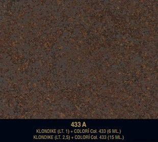Efekt Rdzy A-MAT - do 6m2 KLONDIKE