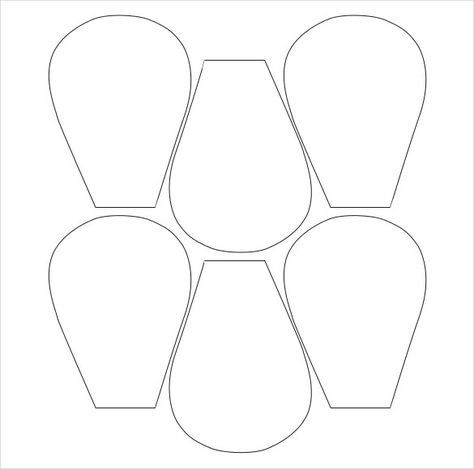 Flower Petal Template as well Vbs 2014 further Safari Crafts Kids together with 325455510546518714 also Flower Rolled. on how to make paper flowers 2