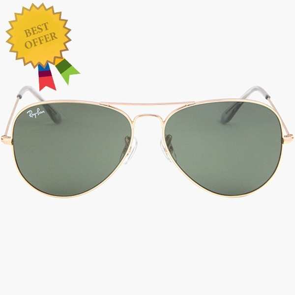 My favorite sunglasses Rayban Pilot!!!