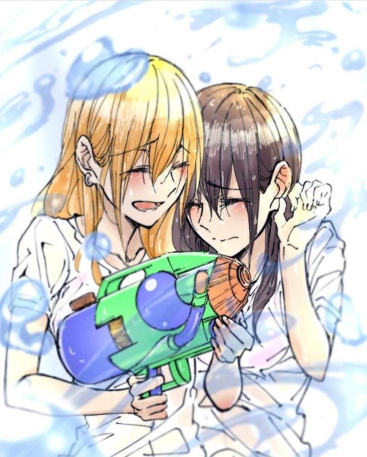 Pin de yeehaw lesbian em Citrus em 2020 Anime
