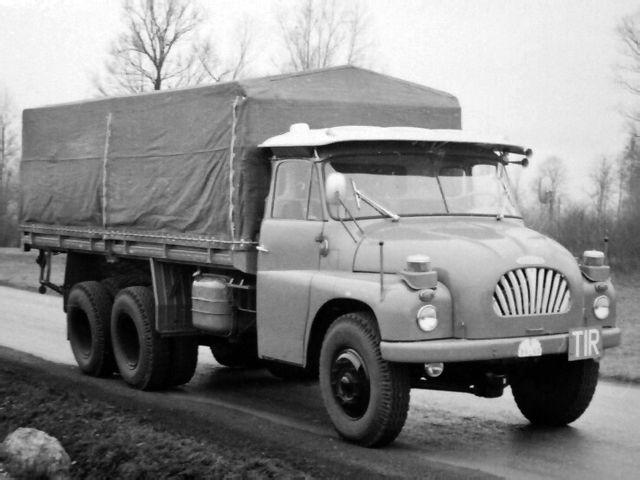 Tatra T138V 6x6 '1967–72