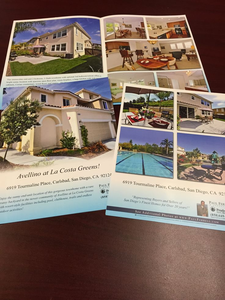pin by vertical printing  u0026 graphics on real estate flyers