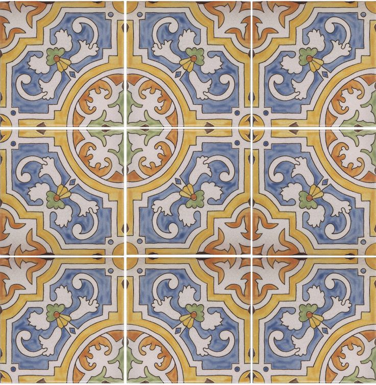 Hand Painted Kitchen Tiles: 24 Best Kitchen Tile Ideas Custom Designed, Handpainted