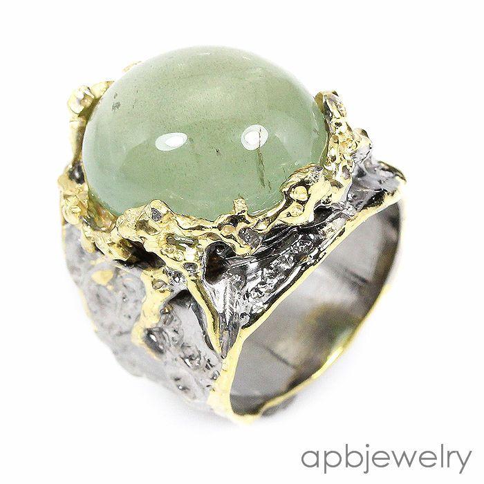 expensive gem aquamarine 925 sterling silver ring