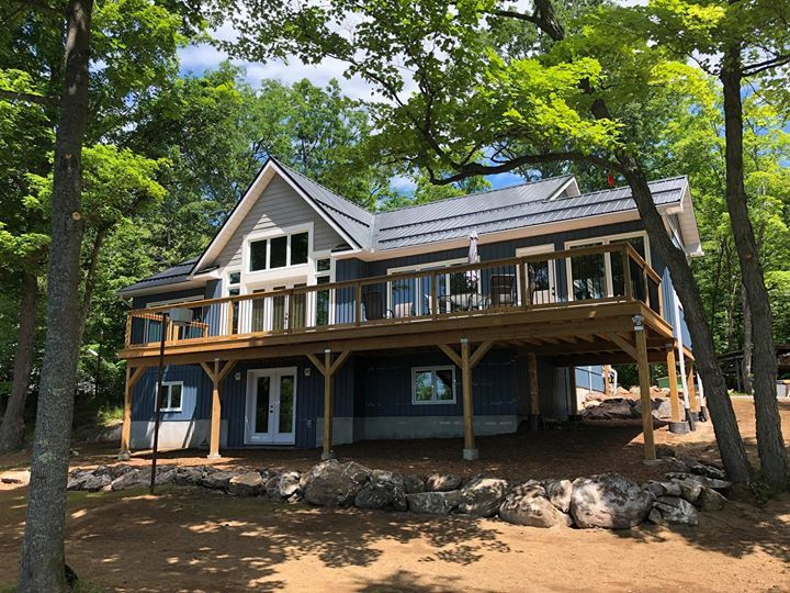 Fantastic Another Beautiful Project Complete Beaver Homes And Download Free Architecture Designs Viewormadebymaigaardcom