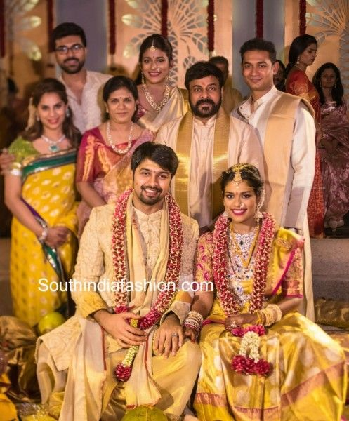 Sreeja – Kalyan Wedding