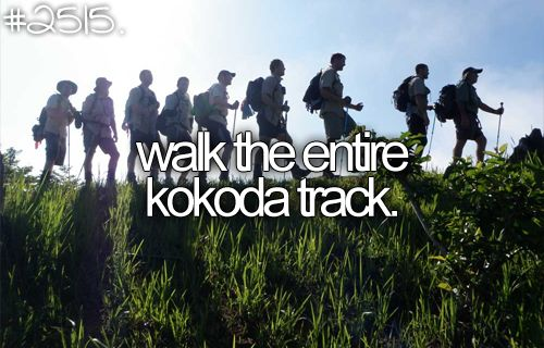 Walk the Kokoda Track - find out more here - http://www.papuanewguinea.travel/trekking