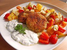 Backofengemüse auf Schafskäse, ein raffiniertes Rezept aus der Kategorie Gemüse. Bewertungen: 739. Durchschnitt: Ø 4,5.