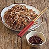 Hong Kong Soya Sauce Fried Noodles – 豉油王炒面 — @Erik Weum Elnan - A food blog dedicated to my experiments in the kitchen