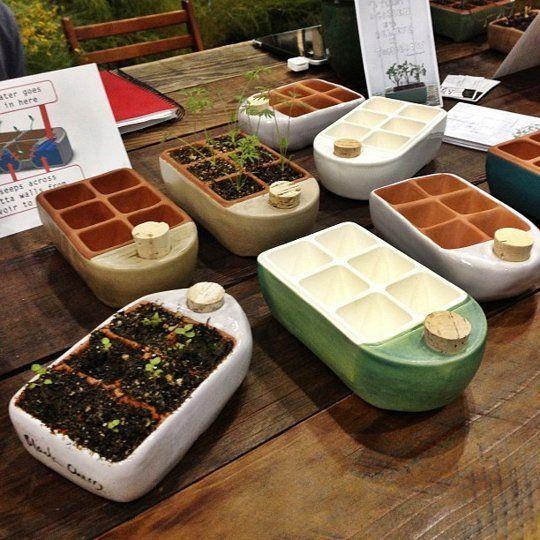 seed starter kits by orta kitchen u2014 dwell on design