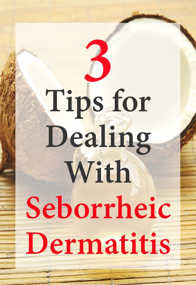 Seborrheic Dermatitis Treatment Natural Remedies