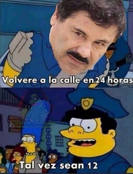 """Memes de la captura del """"Chapo"""". (Especial)"""