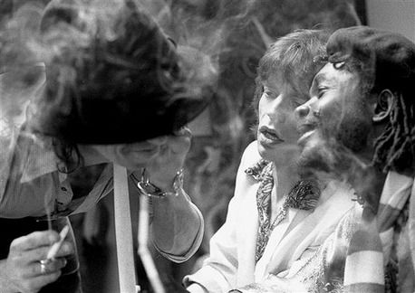 Keith Richards, Mick Jagger & Peter Tosh - Saturday Night Live 1978