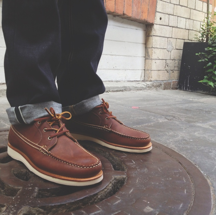 Red Wing Shoes 9142 Genuine Handsewn Boot.  £209 #redwing #redwingshoes