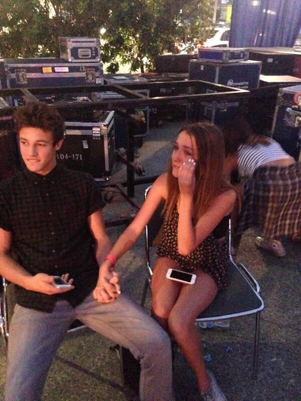 Cameron dallas who is he dating