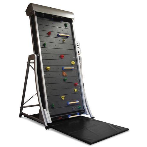 The Climbing Wall Treadmill. from Hammacher Schlemmer on shop.CatalogSpree.com, your personal digital mall.