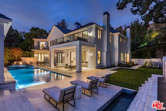 9520 Hidden Valley Road In 2020 Beverly Hills Houses Millionaire Homes Estate Homes