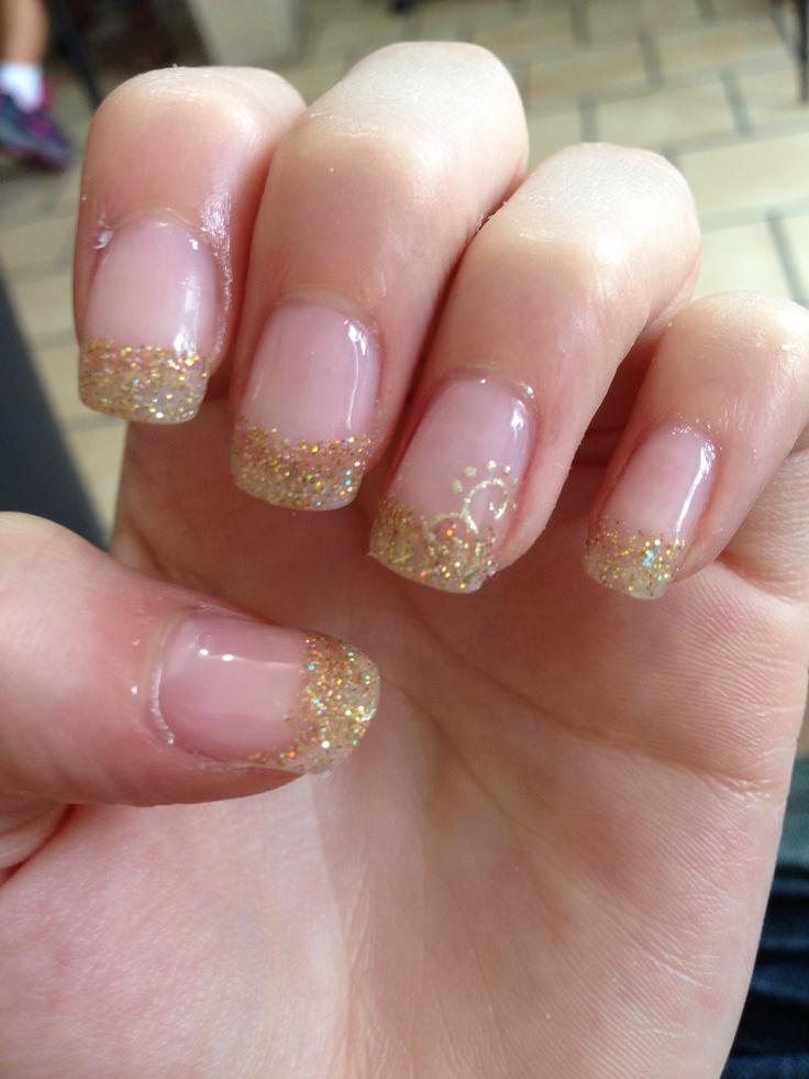 20 Pretty Prom Nail Designs Tutorials Nail Design Ideaz