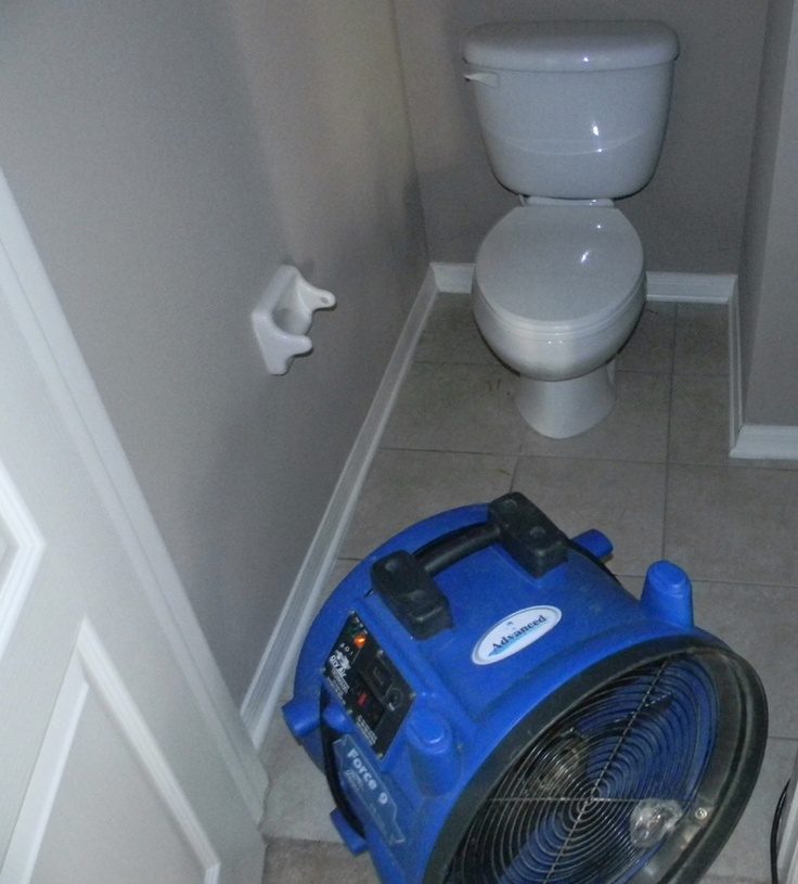 A homeowner in Spring Hill, Florida returns home to a flood due to a broken toilet flapper.  The water damage restoration team at 1-800-DRY-ME-OUT discuss prevention methods.