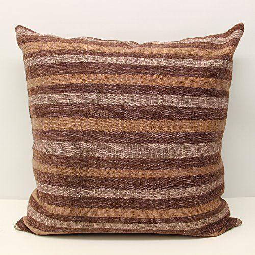 Decorative kilim pillow cover 24x24 inch (60x60 cm) Huge ... https://www.amazon.com/dp/B0786JZ97K/ref=cm_sw_r_pi_dp_x_l.UlAb95AWQDQ