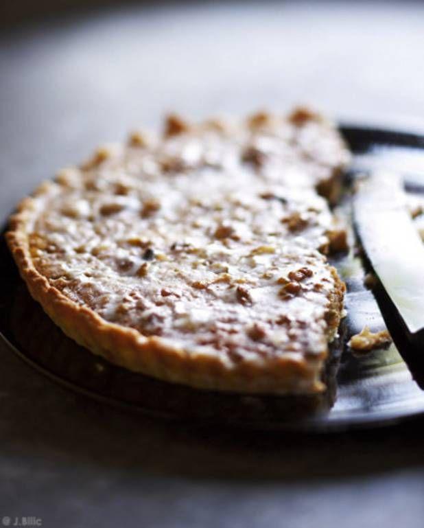 Tatin aux noix pour 6 personnes - Recettes Elle à Table