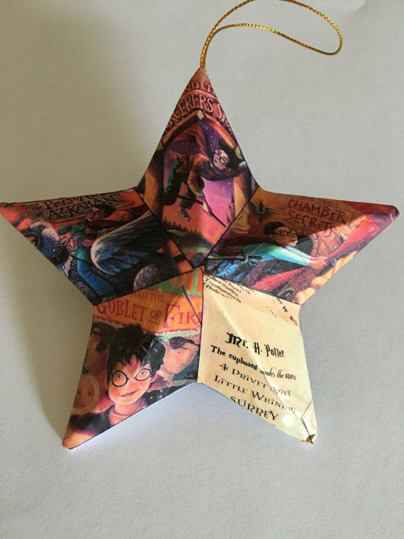 Harry Potter - ornament - Wizard - Hogwarts - Witches - Wands - Magic