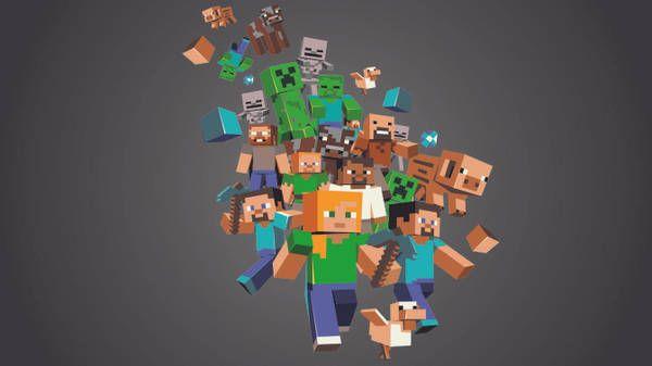 Download Minecraft Wallpaper In 2021 Minecraft Wallpaper Minecraft Posters Minecraft Pictures
