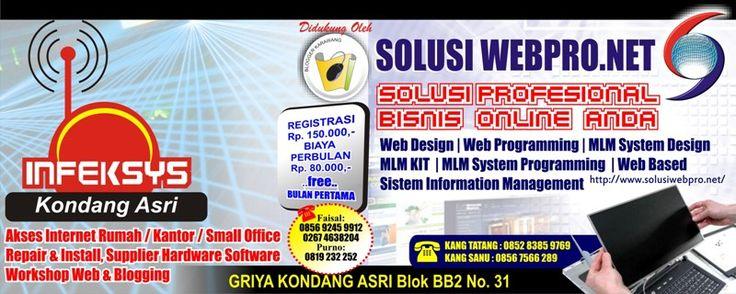 Contoh Banner IT Service