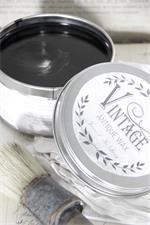 cera nera per proteggere la chalk paint - ricolora la tua casa con la chalk paint Vintage Paint  - www.vintagepaint.it