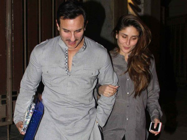 Recently, Kareena Kapoor Khan spoke about her baby and the kind of name that she and hubby Saif would choose for the baby.