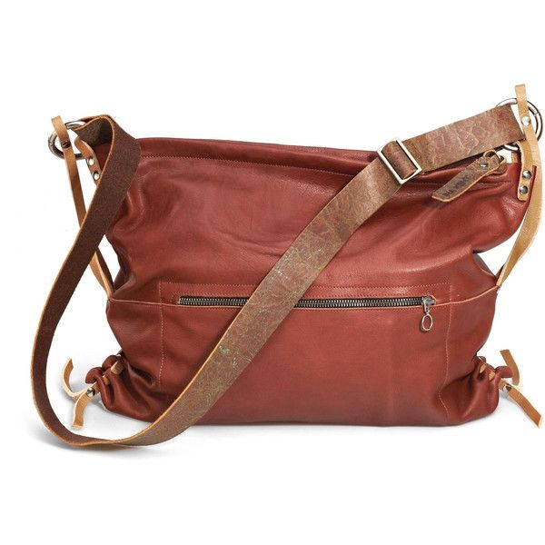 INA KENT TENOR4 'brandy' leather bag ($456) ❤ liked on Polyvore featuring bags, handbags, shoulder bags, bolsas, accessories, leather laptop shoulder bag, over the shoulder laptop bag, red leather purse, red shoulder bag and red leather handbags