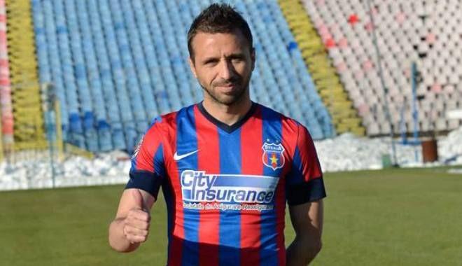 Lucian Sanmartean, noua achizitie a Stelei, a oferit astazi primul interviu din postura de jucator al campioanei Romaniei. Mijlocasul Lucian Sanmartean, care a semnat astazi cu Steaua un contract val