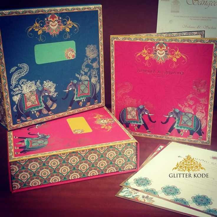 Glitterkode Info & Review   Invitations in Bangalore   Wedmegood