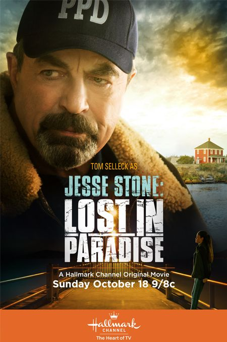 Its a Wonderful Movie - Your Guide to Family Movies on TV: Tom Selleck stars in 'Jesse Stone: Lost In Paradise' on Hallmark
